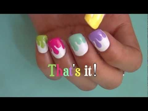 LIKE My facebook page!!- http://www.facebook.com/pages/XoJahtna/304186996322632      FOLLOW me on Twitter!!- @xojahtna    Who doesn't love a fun & unique nail design!?    Nail Dotting Tools can be found on Ebay for a dollar or two (free S).     Twitter: xoJahtna    Thank you for watching :)