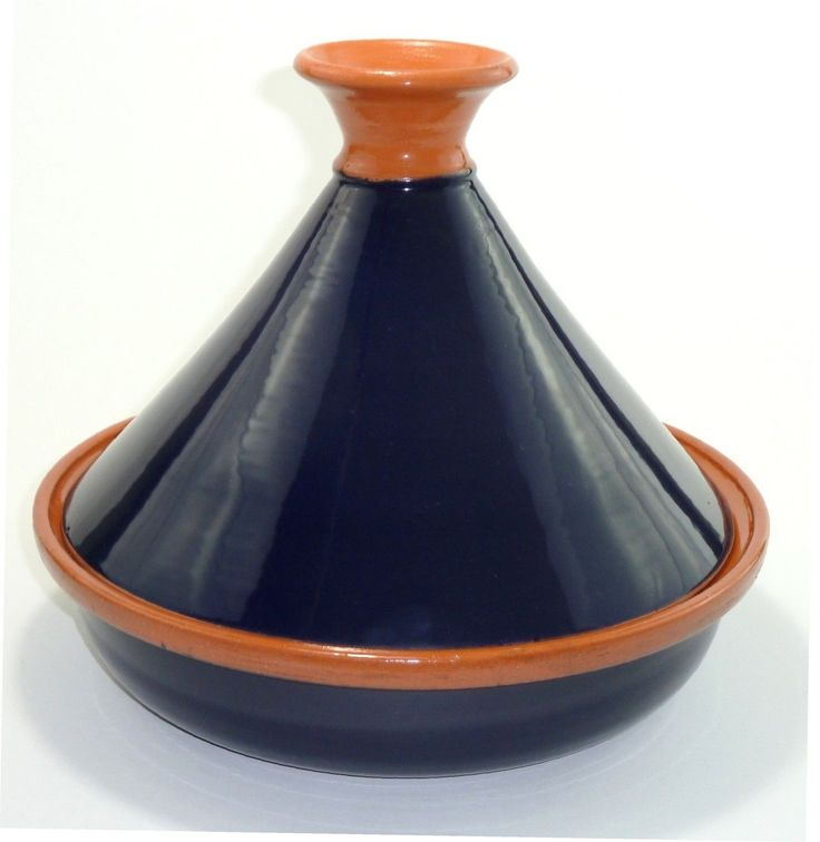 Features:  -Tagine.  -Safe for gas and electric stoves.  -Hand-made individually in Tunisia.  Product Type: -Tagine.  Material: -Stoneware.  Shape: -Round.  Lid Included: -Yes.  Stove Safe: -Yes.  Sto
