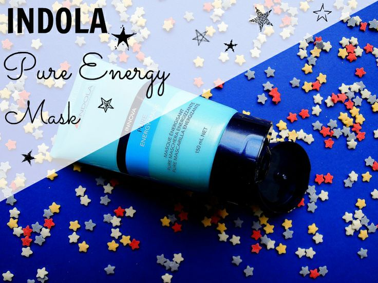 Meteo Beauty: Indola Pure Energy Mask