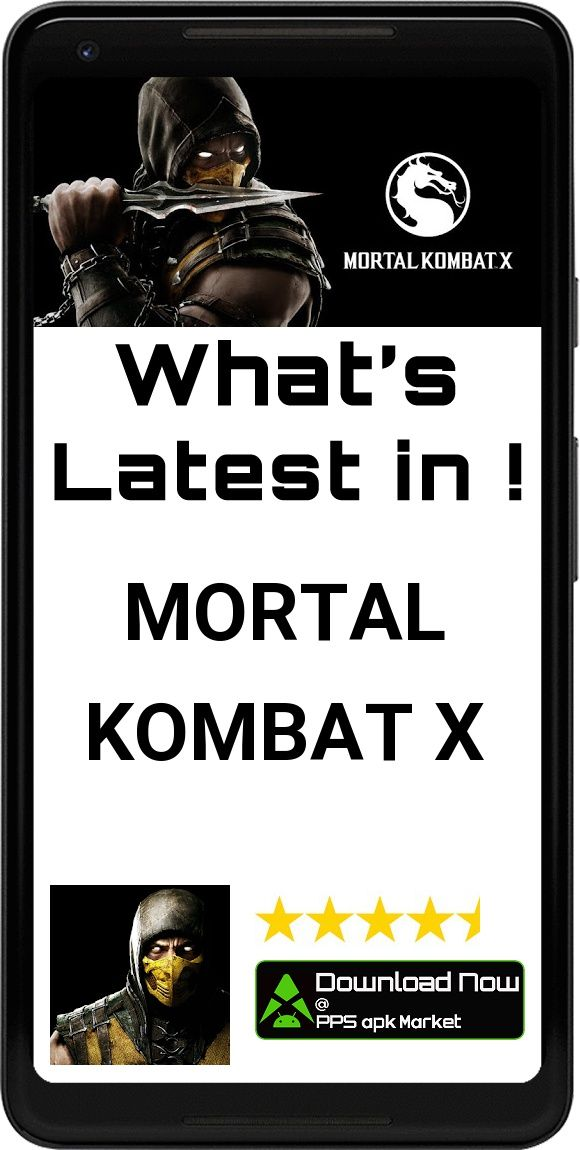 MORTAL KOMBAT X Game - Free Offline Download | Action Games