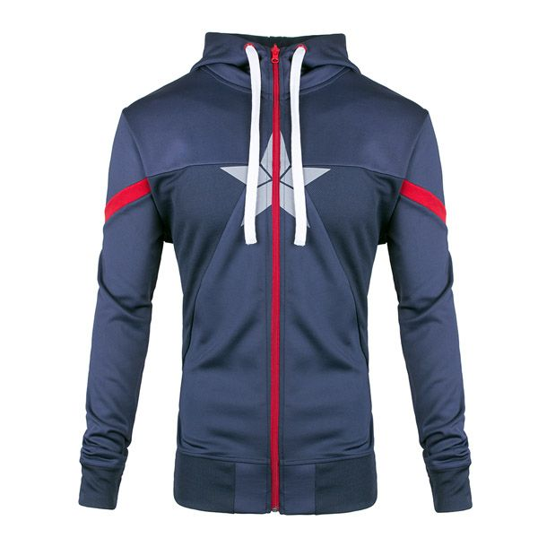 Captain America Civil War Hoodie 7 || Limited edition. I want this so bad...