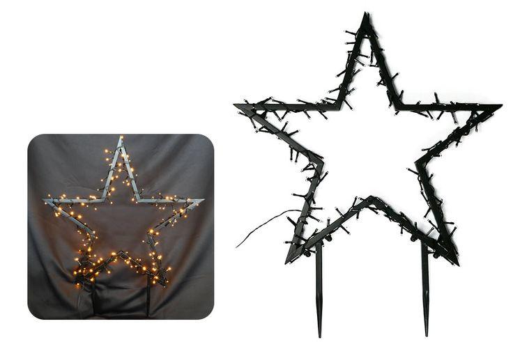 Die besten 25 weihnachtsstern beleuchtet ideen auf - Stern beleuchtet weihnachten ...