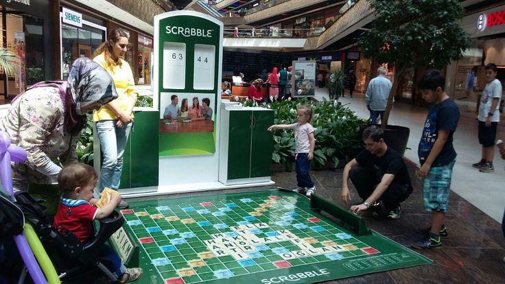 Buyaka - Scrabble Aktivitesi