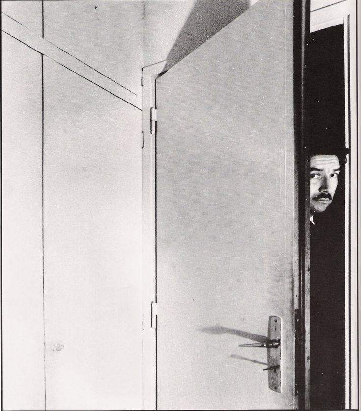 Alain Robbe-Grillet (the French writer), 1965 by Bill Brandt