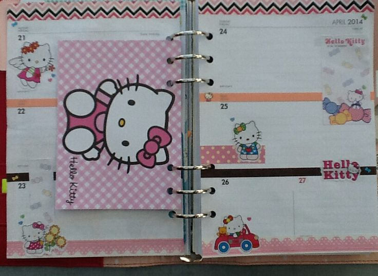 Hello kitty page 2