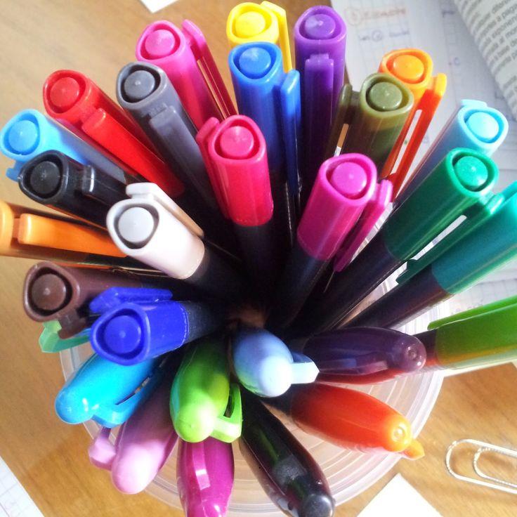 colores de mi escritorio