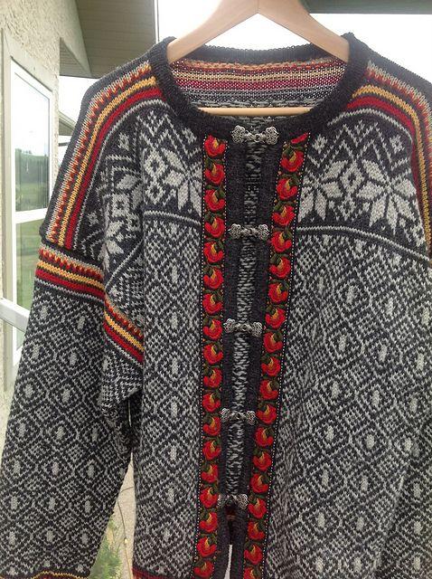 Ravelry: pihlen's Gjestal tröja