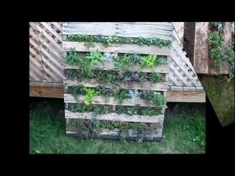 17 best ideas about pallets garden on pinterest pallet