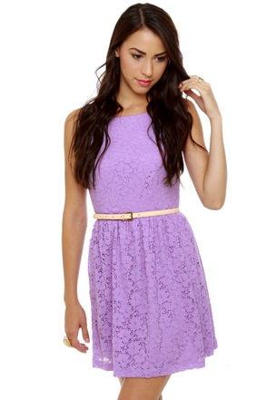 17 Best ideas about Lavender Dresses on Pinterest | Fancy dress ...