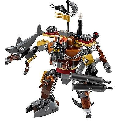 Metalbeard lego set