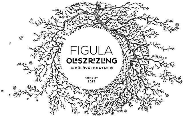 Figula Olaszrizling 2013 (Student Project) on Packaging of the World - Creative Package Design Gallery
