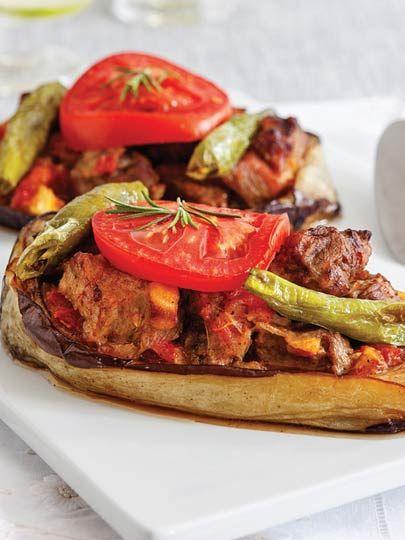 Bostan kebabı Tarifi - Türk Mutfağı Yemekleri - Yemek Tarifleri