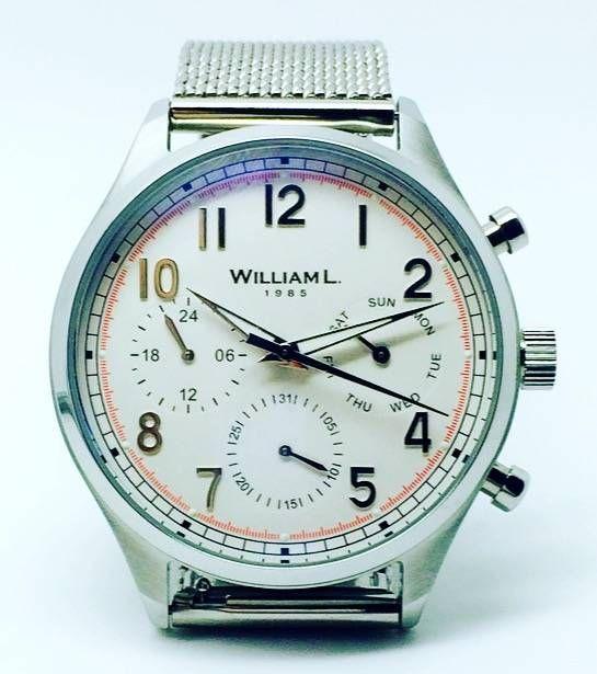 Men's watch by William L 1985
