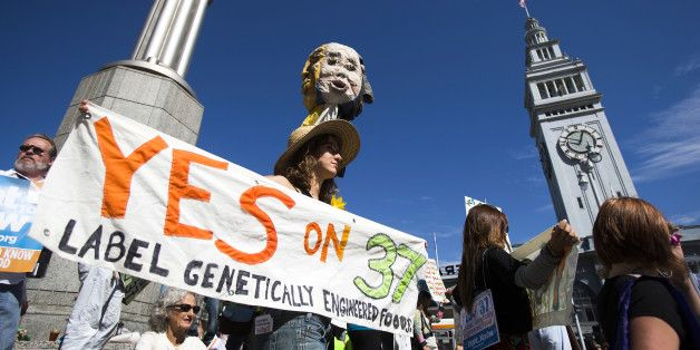 On The Organic Trade Association's Betrayal Of The Movement For Mandatory GMO Labeling