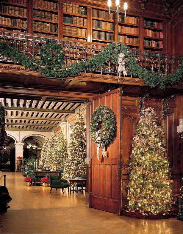 588 best north carolina asheville images on pinterest asheville christmas at biltmore estate asheville north carolina malvernweather Images