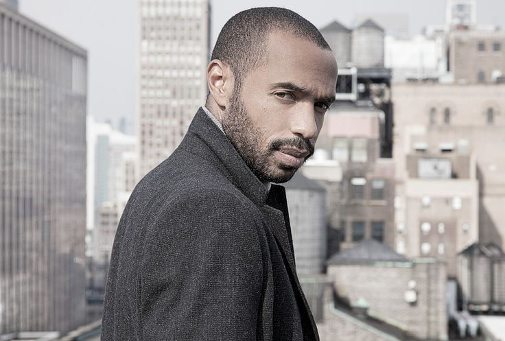 Thierry Henry | THIERRY HENRY : RED BULLETIN | LEE POWERS PHOTOGRAPHY