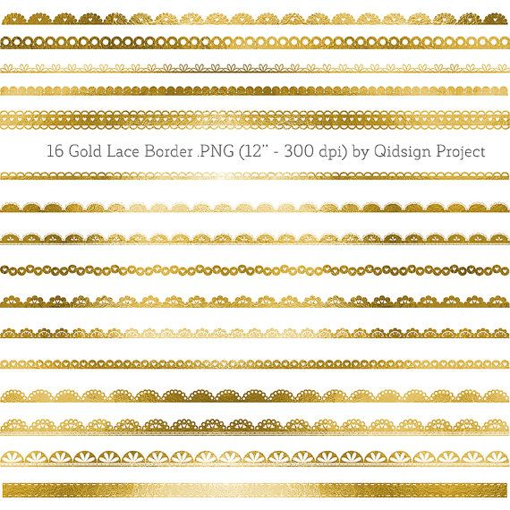 Hey, I found this really awesome Etsy listing at https://www.etsy.com/listing/241489116/gold-lace-border-clipart-gold-border-for