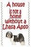 Lhasa Apso gifts from £0.99p - low price gifts for dog owners - we do them for over 200 breeds!