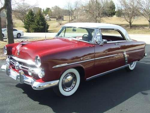 1952 Ford Crestline Victoria – AntiqueCar.com