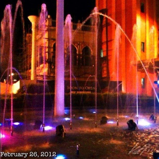 噴水 #philippines