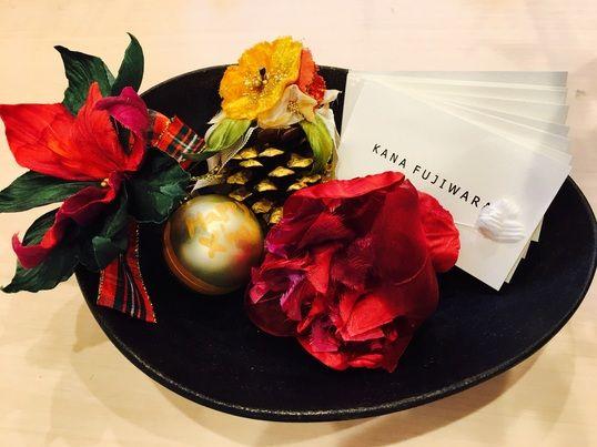 きらめきの手作りクリスマスオーナメント3種* おこさま連れ歓迎☆ ご家庭のツリーに、貴女の作った世界に一つの オーナメントを飾ってみませんか?