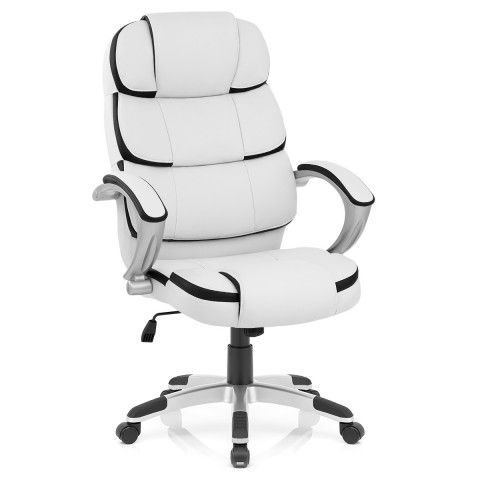 luxurious office chairs. Cadiz Luxury Office Chair White U0026 Black Luxurious Chairs C