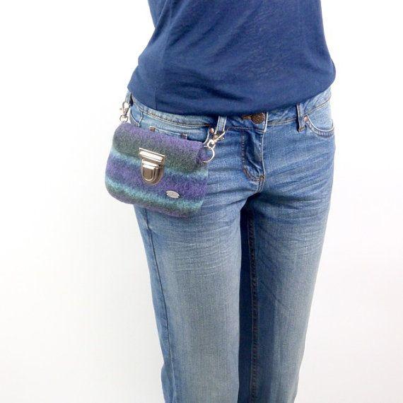 Hüfttasche Kleine Tasche ganz groß Wegbegleiter für von #meiTaschi