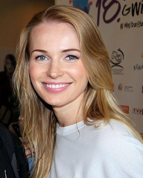 Agnieszka Cegielska - a smile a day keeps the doctor away
