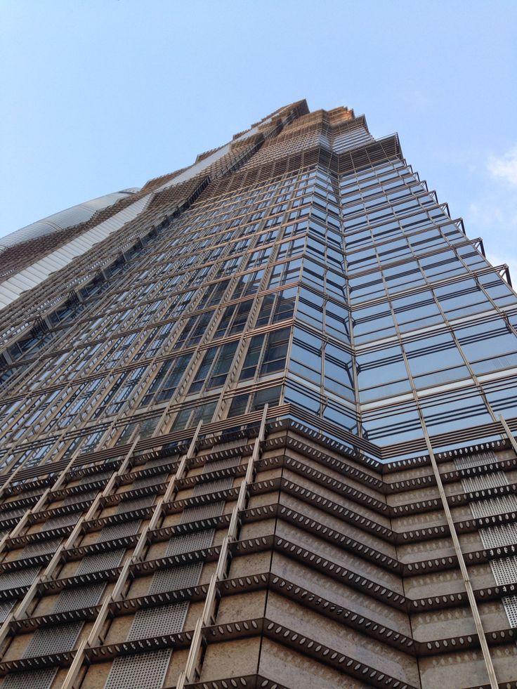针筒型建筑