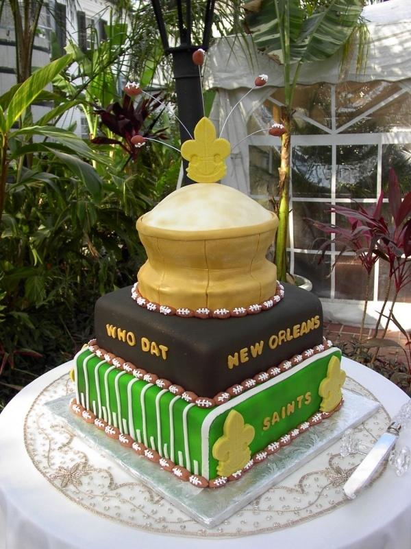New Orleans Birthday Cake Bakeries