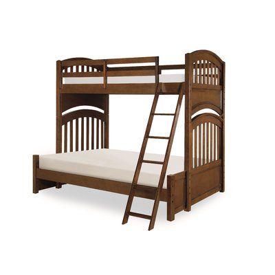 Best Viv Rae Hannah Twin Over Full Bunk Bed Color Cinnamon 400 x 300