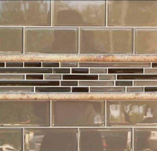 Glass Mosaic Tile Kitchen Backsplash Ideas: 43 Best Images About Backsplashes On Pinterest