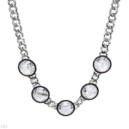 Kelly Stone 160.00.Ctw Cubic Zirconia Necklace KELLY STONE. $780.99. Designer Necklace by KELLY STONE. Save 71% Off!