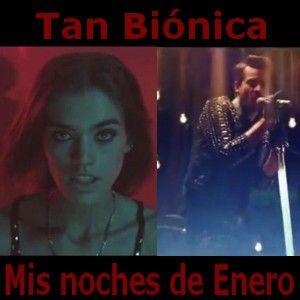 Acordes D Canciones: Tan Bionica - Mis noches de Enero