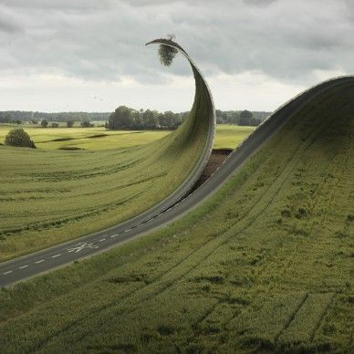 cut and fold. Eric Johansson Photography.