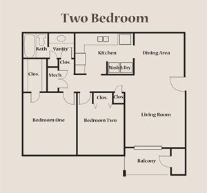 Small Bedroom Plan 33 best floorplans images on pinterest | apartment floor plans