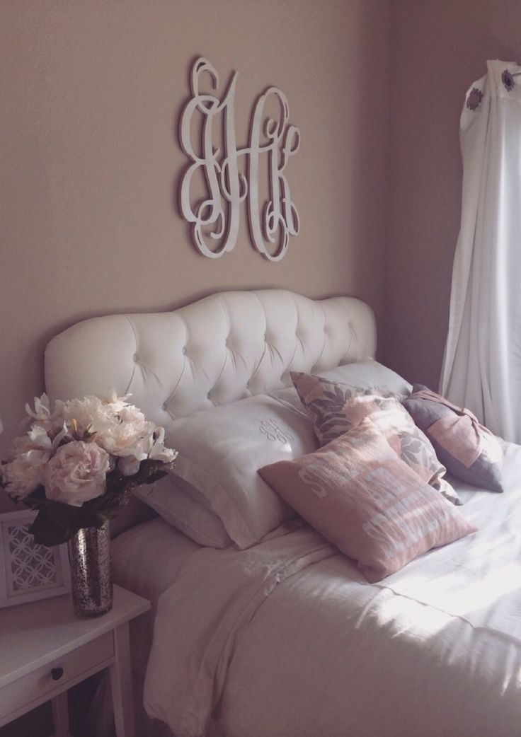 #prettybedrooms #girlybedrooms  #roomtours                                                                                                                                                      More