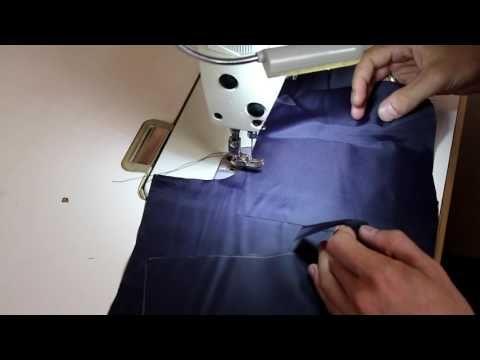 куртка, часть вторая - YouTube