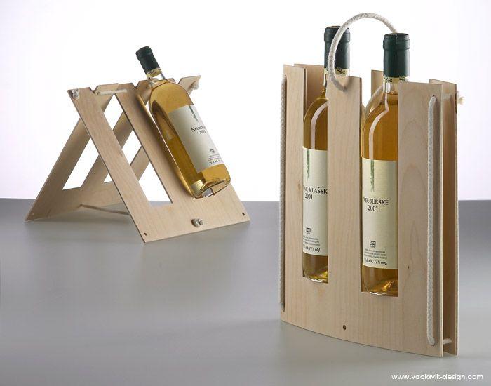Packaging Original para una botella                              …