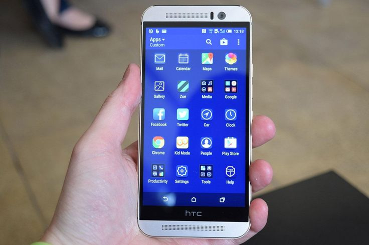 The wait is over for the HTC One M9, it's here on March 27, and in-stores on April 10