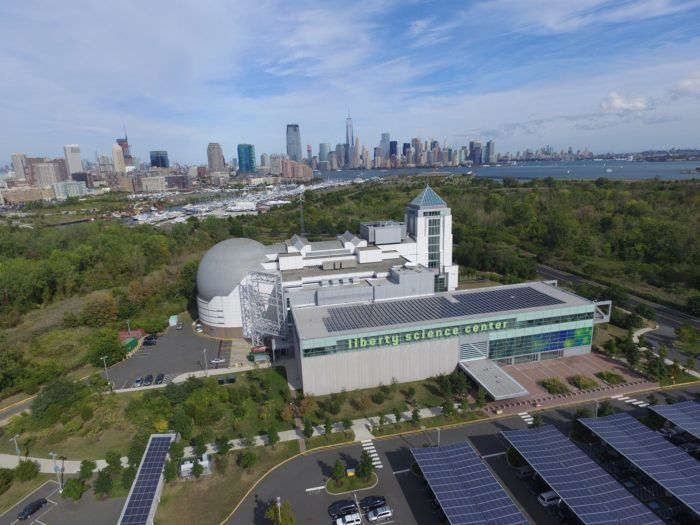 The Largest Planetarium In America Is Right Here In New Jersey And You Ll Want To Visit Asap Day Trip Planetarium Places To Go