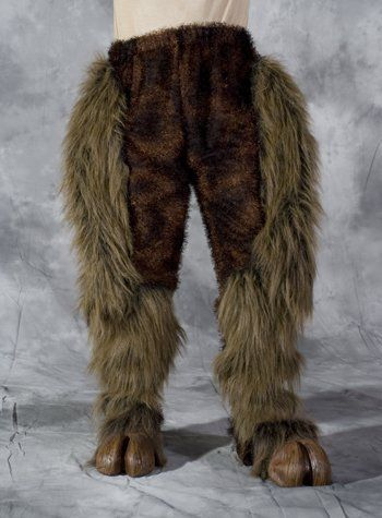 Costumes For All Occasions 1015BSC Beast Legs Giraffe Pattern Brown Costumes For All Occasions