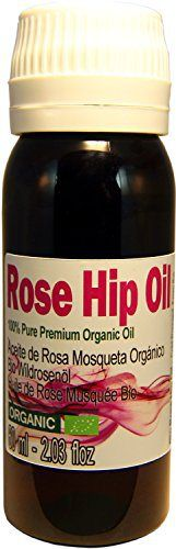 Pure Organic Rose Hip Seed Oil (Aceite De Rosa Mosqueta) 60ml / 2.03 Oz - Top Quality Product 100% Pure. Cold Press , Extra Virgin, All Process Organic Certified. Made in Patagonia , Tested and Shipped From Spain - http://essential-organic.com/pure-organic-rose-hip-seed-oil-aceite-de-rosa-mosqueta-60ml-2-03-oz-top-quality-product-100-pure-cold-press-extra-virgin-all-process-organic-certified-made-in-patagonia-tested-and-shipped/