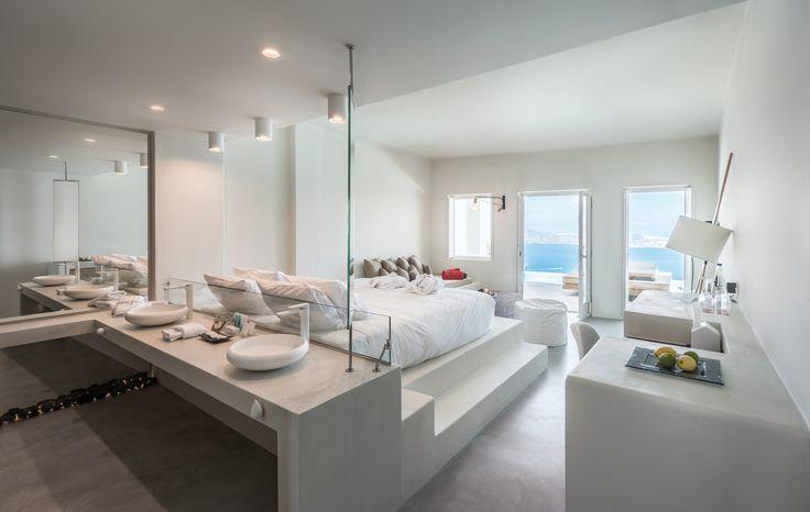 Superior Suite at West East Suites Santorini