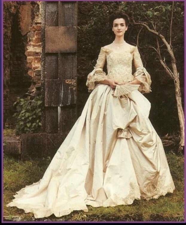 Eighteenth Century Wedding Dresses Fantasy Dress Wedding