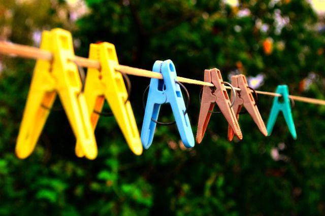 Corde À Linge, Pinces À Linge - Image gratuite sur Pixabay