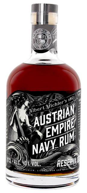 Austrian Empire Navy Rum: Haromex Development
