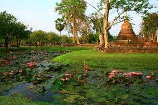 Partez à la découverte de la Thaïlande pour des visites culturelles et au sein des parcs nationaux comprenant une croisière sur le Mékong et la visite du parc National d'Erawan.