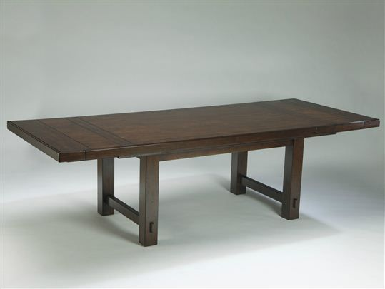 Furniture Mart In Fargo   Hindell Park Extension Table