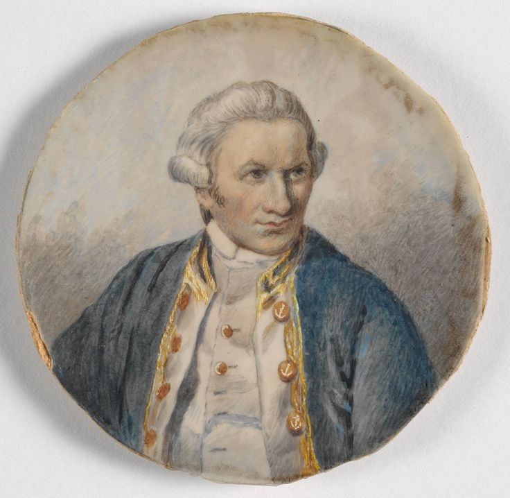 Learn more about Captain Cook. Join a virtual excursion.
